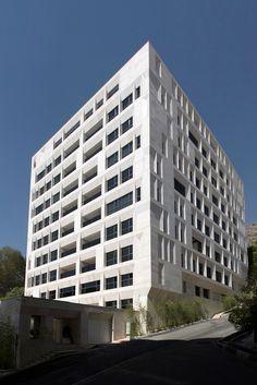 Sipan Residential Building,© Parham Taghioff