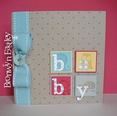 A Card for Elijah by BronJ - Cards and Paper Crafts at Splitcoaststampers