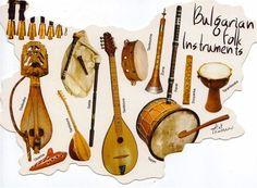Bulgarian instruments
