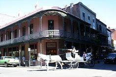 New Orleans..Been there cant wait to go back