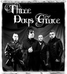 Three Days Grace @ Carolina Rebellion - 2013