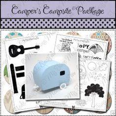 Camper's Campsite © Package