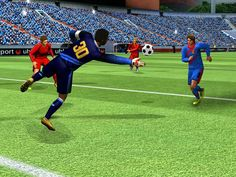 TORRENT-H-ANDROİD: Real Football 2013  (apk+obb) [Mod] FULL İNDİR DOW... Real Soccer, Football 2013, Sports, Ios, Hs Sports, Sport