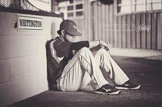 Senior Portrait Photography #PhotographybyHailey #seniorboy #baseballplayer #baseballfield #seniorpictures #baseball #lastgame