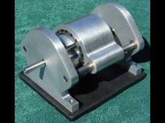 perpetual magnetic motor free energy generator neodymium magnets true fa...