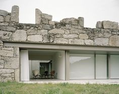 Image 2 of 21 from gallery of House in Melgaço / Nuno Brandão Costa. Photograph by André Cepeda