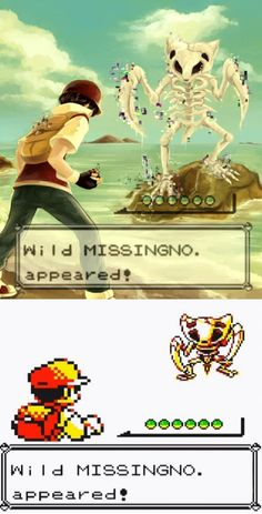Even in Pokemon, some things ain't meant 2 happen... but they do, and then...