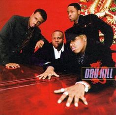 Dru Hill, R&B Music Group | Dru Hill