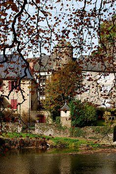 Ségur-le-château, Limousin, France