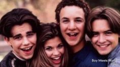 """Ben Savage, Danielle Fishel To Star in """"Boy Meets World"""" Spinoff  ----- Get Ready http://www.examiner.com/article/cory-and-topanga-welcome-son-girl-meets-world-casts-son"""