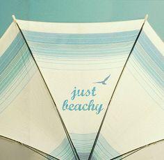 beach umbrella!. #SunSandSea