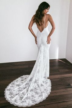 Grace Loves Lace Clo Gown with Ivory Lining Dream Wedding Dresses, Bridal Dresses, Wedding Gowns, Lace Wedding, Forest Wedding, Purple Wedding, Wedding Bells, Floral Wedding, Wedding Cakes