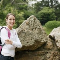 You can construct artificial boulders for your yard.