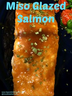 All-Time Favorite Salmon Recipe.  So easy and blow your mind delicious.  Miso Glazed Salmon