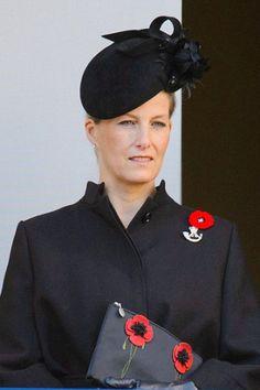 Countess of Wessex, Nov. 10, 2013 | The Royal Hats Blog