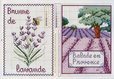 another lavender needlebook,