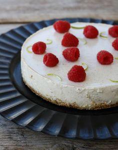 lindastuhaug   Den beste ostekaka uten tilsatt sukker!
