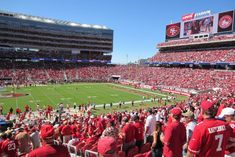 Levi's Stadium - Things to do in San Francisco Weekend In San Francisco, San Francisco Travel Guide, Yosemite National Park, National Parks, Golden Gate Park, California Travel, Travel Inspiration, Dolores Park, Things To Do