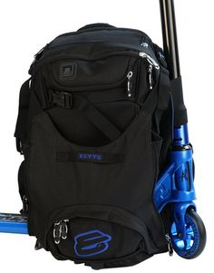 Elyts Backpack 2016 Black/Blue , Scooters - Elyts Footwear,   - 2