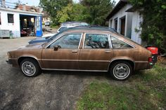 Chevrolet Citation  1980-1985 (1980-1983 hatchback 5d), left side view