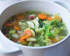 soup au pistou recipe | I love my food