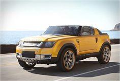 Land Rover DC100 Sport Concept