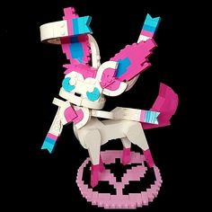 Lego Pokemon, Pokemon Eevee, Lego Hand, Pokemon Fusion Art, Lego Creative, Lego Animals, Cute Pokemon Wallpaper, Cool Lego Creations, Lego Design