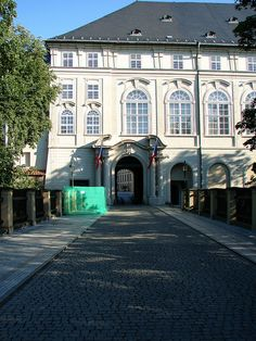 Hradčany, Castle District, Prague, Czech Republic