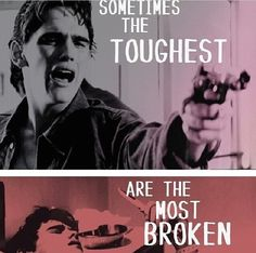 This movie just seriously ruined my life!!! I bawled my eyes out. -The Outsiders-