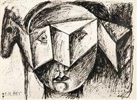 Dessin by Victor Brauner