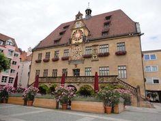 Rathaus, Heilbronn, Germany