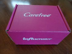 My complimentary Carefree Liners from Influenster! Gym Bag Essentials, Feminine Hygiene, Free Things, Body Shapes, Compliments, How Are You Feeling, Cards Against Humanity, Complimentary Free, Period