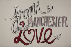 Love from Manchester #SheSaysMCR @SpaceportX in Manchester