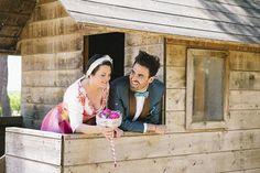 Una boda llena de originalidad, ¿te atreves?