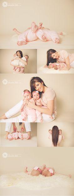 Manhattan KS Infant Photographer | Mommy & Me pics www.photographybystudio85.com
