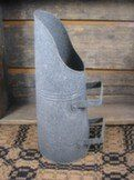 Bring simple, primitive style to your home by adding this Barn Roof Coal Bin to your decor. Shop for other Farmhouse Primitive accents here at the Quilt Shop. https://www.primitivestarquiltshop.com/collections/farmhouse-primitives/products/barn-roof-coal-bin