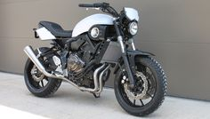FZ-07 Round headlight conversion | FZ-07 Forum