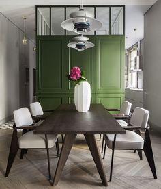 Новая стильная жизнь бывшей коммуналки в Москве (90 кв. м)   Пуфик - блог о дизайне интерьера