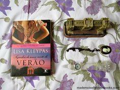 Mademoiselle Loves Books: Resenha: Segredos de Uma Noite de Verão - Lisa Kleypas