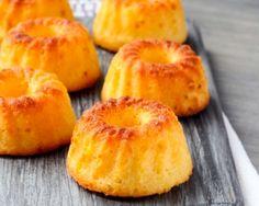Mini gâteaux au yaourt (facile, rapide) - Une recette CuisineAZ