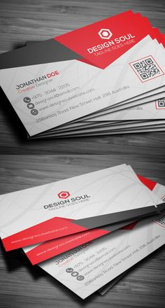Modern, clean Corporate Business Card Templates print ready business cards with 300 DPI premium quality. All business cards are fully layered and organized in Beauty Business Cards, Cleaning Business Cards, Business Card Psd, Modern Business Cards, Business Card Design, Creative Business, Free Printable Business Cards, Bussiness Card, Card Templates