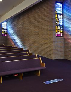 Another beautiful shot of SteelCrest registers in the Vermillion Church.