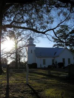 Collins Grove Church and Cemetery (Holly Springs, NC)