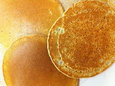 Pancakes sans gluten et sans lactose