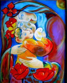 Sercem malowane: ANIOŁY STRÓŻE