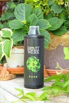 Blattwerk *Grüne Energie für Pflanzen* - Blattwerk biologischer Dünger