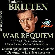 Benjamin Britten: The Centenary Edition, Vol. 3-Various Artists-Awards Winners