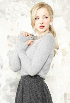 Hai! I'm Liv Rooney I'm 16,My sis is Maddie Rooney ;P You may recognize me from my two shows, Sing it loud & Voltage! I am single as of right now but I am crushing ;).  # dove cameron