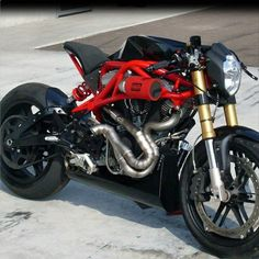 HAVE A NICE DAY -UNCENSORED- — darylfranz: Saverio on Instagram #buell #honda...