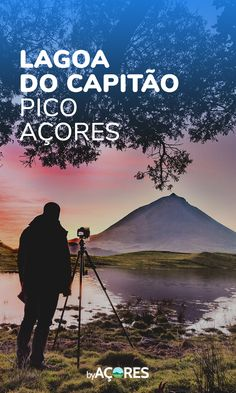 Saiba mais sobre a magn�fica Lagoa do Capit�o, localizada na Ilha do Pico, nos A�ores. Informa��es, como chegar, trilho pedestre, fotos e v�deo. #pico #azores #acores Perfect Image, Perfect Photo, Love Photos, Cool Pictures, Pico, Atlantic Ocean, Foto E Video, Islands, Thats Not My